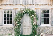 Barn Wedding / Barn Wedding Inspiration