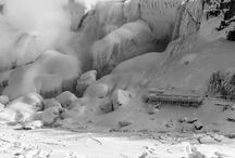 Niagara Falls Frozen?