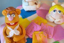Children's Birthday Cakes / www.eloisespastries.com