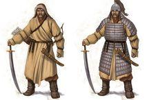 Character - Mongol