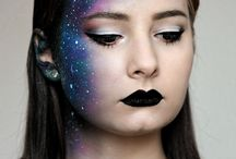 Galaxy Make up
