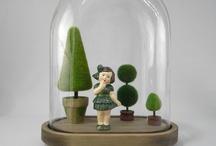 Under Glass / by work of whimsy