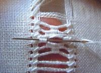 DIY & Crafts ~ Applique,Embroidery,Cross-stitch, Cutwork, Redwork, Whitework, Needlepoint & Smocking / by JSP