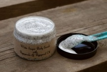 Natural Beauty Products / Homemade from natural ingredients / by Eugenia Rim