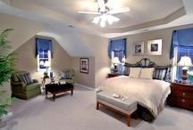 Sweet (Suite) Dreams / Master Bedroom Inspiration #auburnhomesforsale #opelikahomesforsale #auburnrealtor #opelikarealtor #realtor #alabamarealestate #homestaging