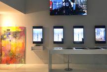 Hellglas Galerien