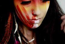 Makijaż na halloween