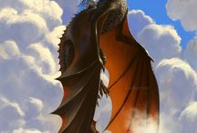 I love the dragons