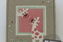 by Yvonne kaarten / Mijn zelfgemaakte kaarten