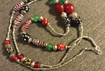 Ethiopian modern necklaces