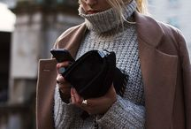 Perfect Polo Necks / Inspiration for how to wear your classic polo neck this season.