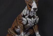 Edge Sculpture by Matt Buckley - Skulpturen und Büsten aus Kunststein / Faszinierende Skulpturen und Büsten aus Kunststein des englischen Künstlers Matt Buckley von EDGE SCULPTURE