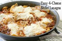 Recipes - Skillet Dishes