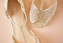 Bridal shoes/sandals