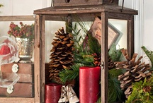 holiday decor / holiday decorating, / by Patti Buckley