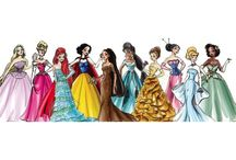 Disney Designer Fashion Dolls / by Susan