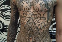 Tattoo / Only best tattoo designs ever and most sexy girls and boys with tattoo! Black work, dot work, traditional tattoo, line art, colored, black and white.