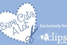 Sizzix - Eclips2 and Sure Cuts A Lot