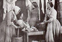 Women, Stockings, 1850-1930