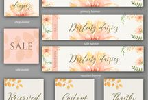 Etsy Store Banner