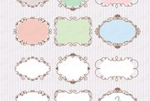 Design Ideas for Cookies / Design ideas that could be made into cookies