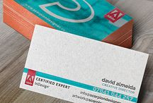 Business Cards - Brand Identity