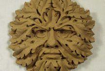 Masque celte