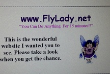 Flylady / by Jessica Waters Durrant