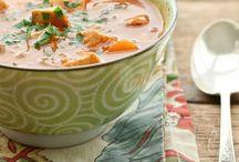 Grain-Free Soups