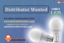 Distributor Wanted for LED Products