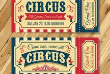 Festa di compleanno tema circo