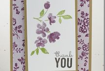 I Love Lace Stampin Up