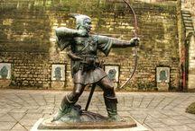 English exerices: Robin Hood / English exerices: Robin Hood