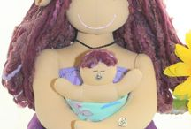 MamAmor VBAC Dolls / These are our very own VBAC dolls, loved by many families around the world.