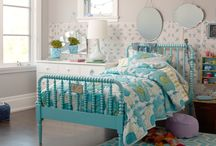 Home: Kids' Room / Ideas for Decorating a Girls' Room