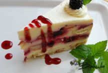 Nepečené dorty,cukroví / jednoduché a dobré recepty