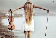 V I O L I N / my favourite instrument