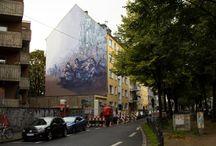 World of Urban Art : CHAZME & SEPE  [Poland]