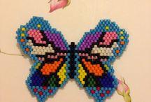 Miyuki& boncuk işi / Butterfly