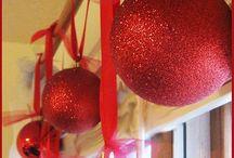 Christmas Decor / by Melissa Sherrell