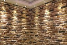 Brick Slip Blends / Unique and stunning brick slip cladding blends available from Kuci Design