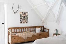 Bedrooms & Guest Rooms.