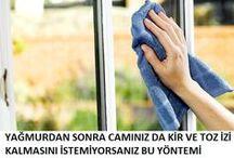 Dogal temizlik ürünleri