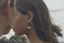 jewellery / earrings, necklace, rings, bracelets