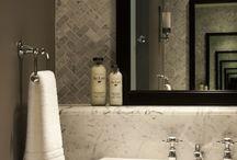 1st bathroom renovation / by Kianna Risdon