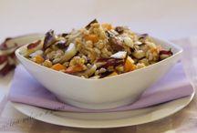 Food - Insalate di cereali