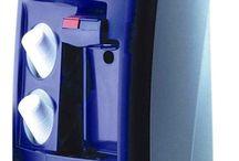 Dispenser d'acqua a boccione