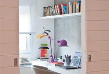 Bedroom Decor / Ideias geniais para aproveitamento de espaço e valorização de um quarto