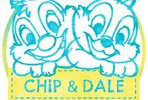 Disney Stamp