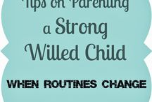Strong-willed children